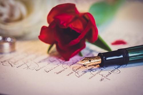 Напишите подруге письмо